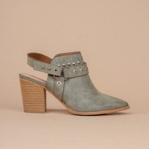 Mi.iM Shoes - Embellished Boho Booties